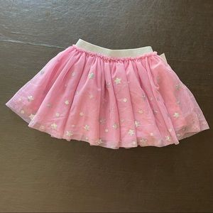Disney Princess Pink Tutu with Stars 2T